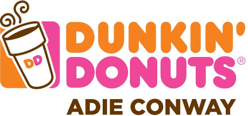 Adie Conway Dunkin Donuts